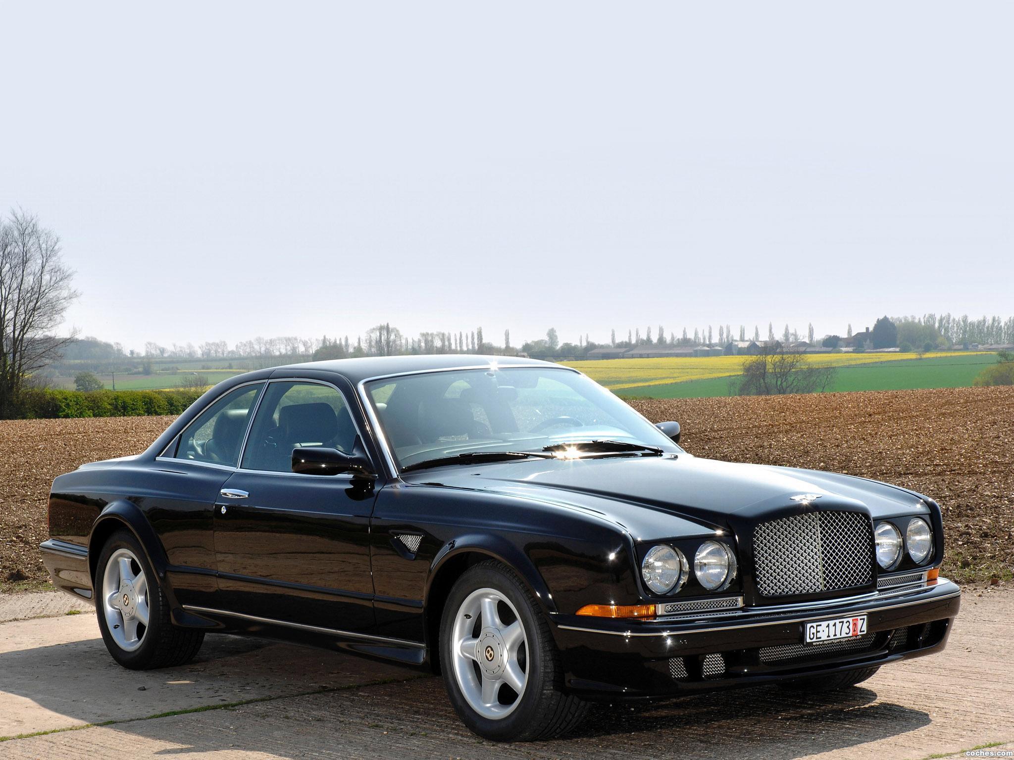 Foto 0 de Bentley Continental T 1996