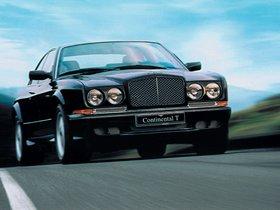 Ver foto 10 de Bentley Continental T 1996