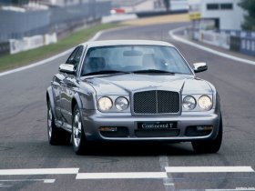 Ver foto 5 de Bentley Continental-T 2002