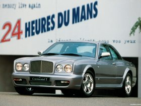 Ver foto 4 de Bentley Continental-T 2002
