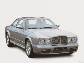 Ver foto 3 de Bentley Continental-T 2002
