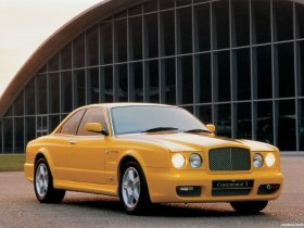Ver foto 2 de Bentley Continental-T 2002