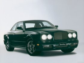 Fotos de Bentley Continental-T 2002