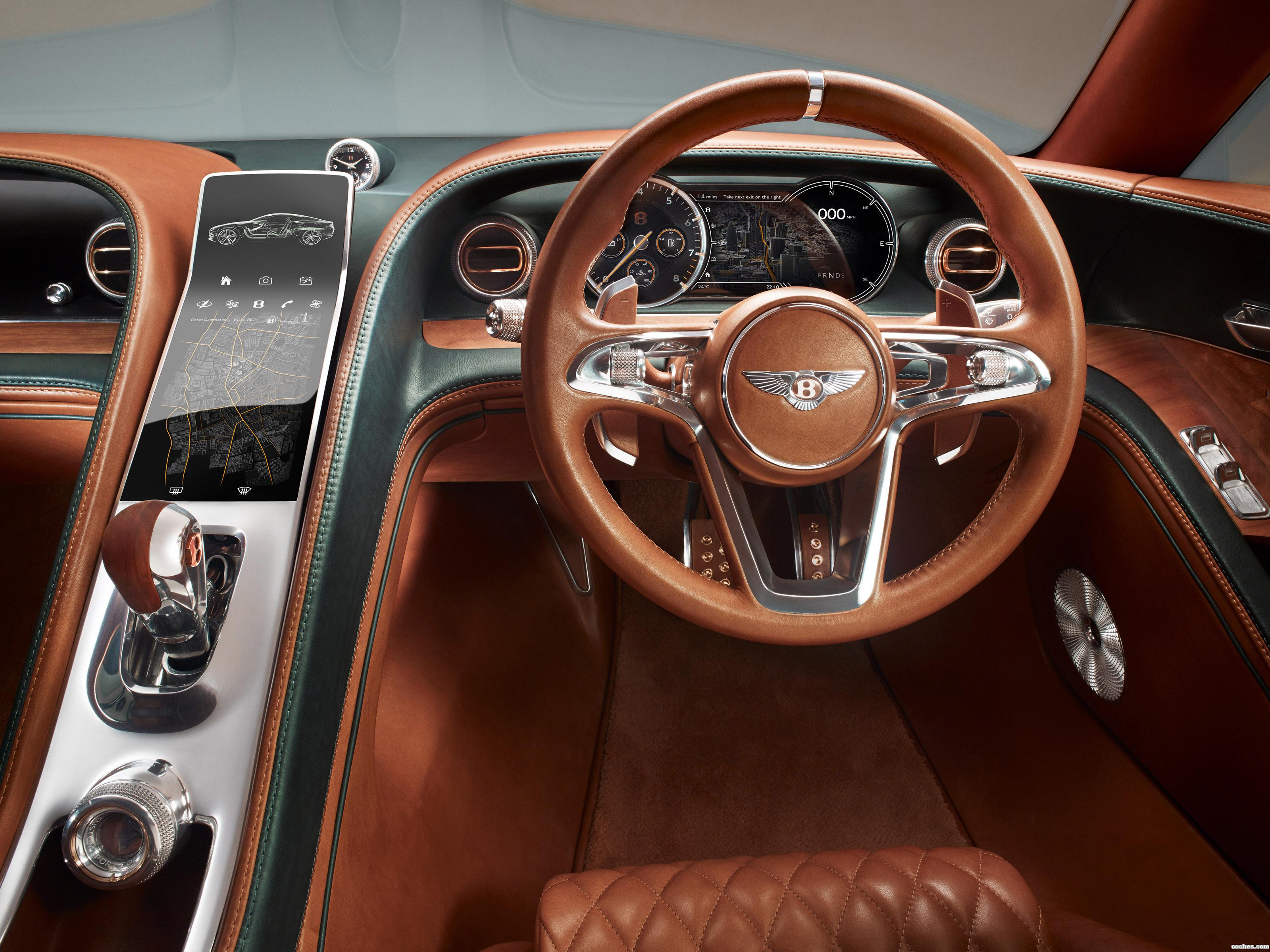 Foto 6 de Bentley EXP 10 Concept 2015
