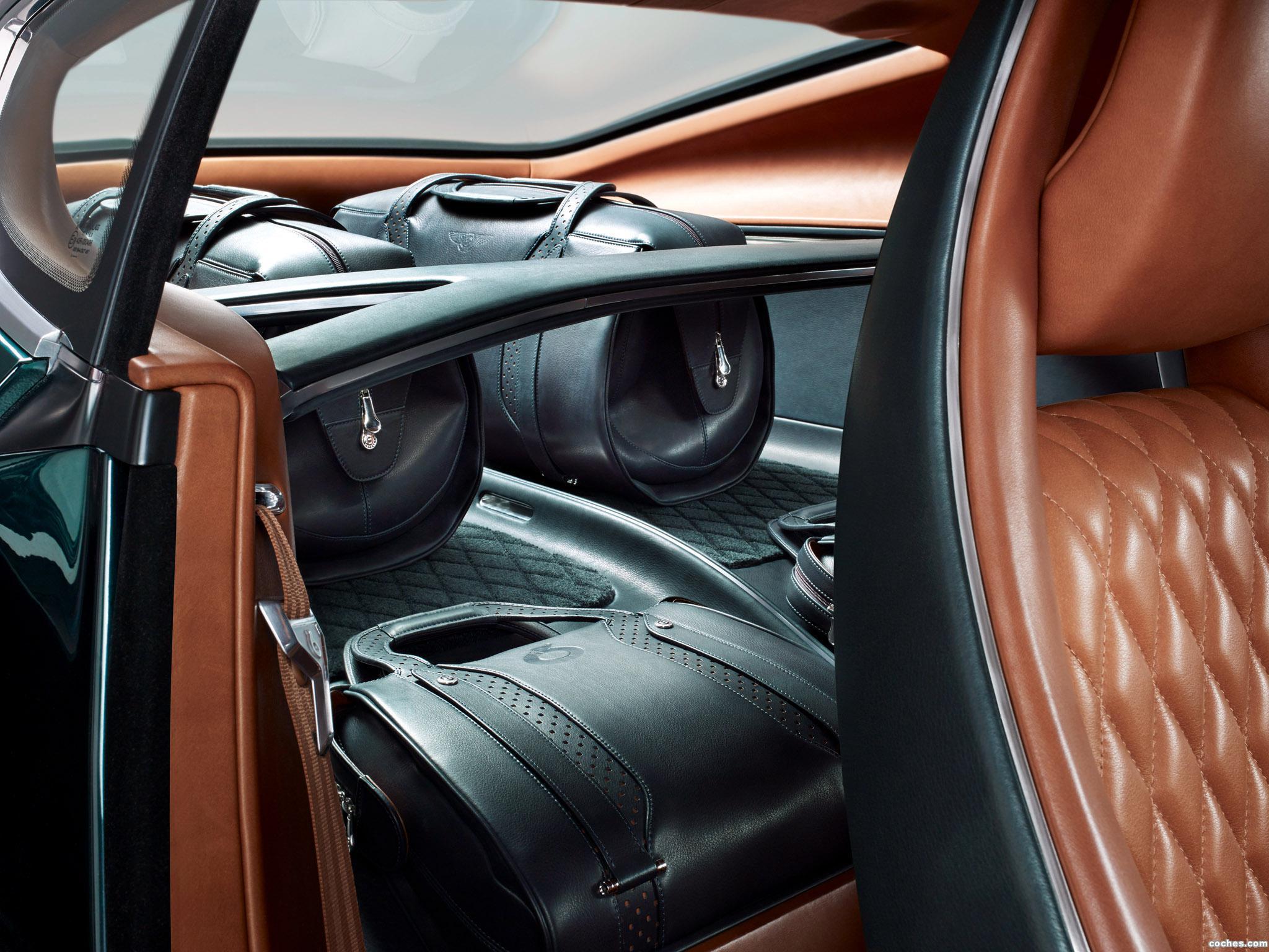Foto 4 de Bentley EXP 10 Concept 2015
