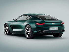 Ver foto 4 de Bentley EXP 10 Concept 2015