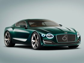 Ver foto 2 de Bentley EXP 10 Concept 2015