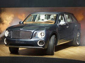 Ver foto 12 de Bentley EXP 9 F Concept 2012