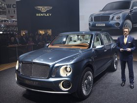 Ver foto 11 de Bentley EXP 9 F Concept 2012