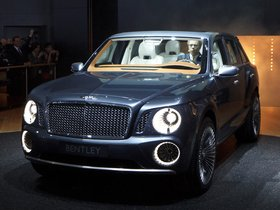 Ver foto 10 de Bentley EXP 9 F Concept 2012