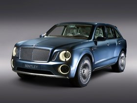 Ver foto 14 de Bentley EXP 9 F Concept 2012