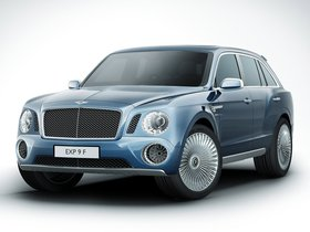 Ver foto 5 de Bentley EXP 9 F Concept 2012
