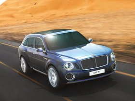 Ver foto 3 de Bentley EXP 9 F Concept 2012
