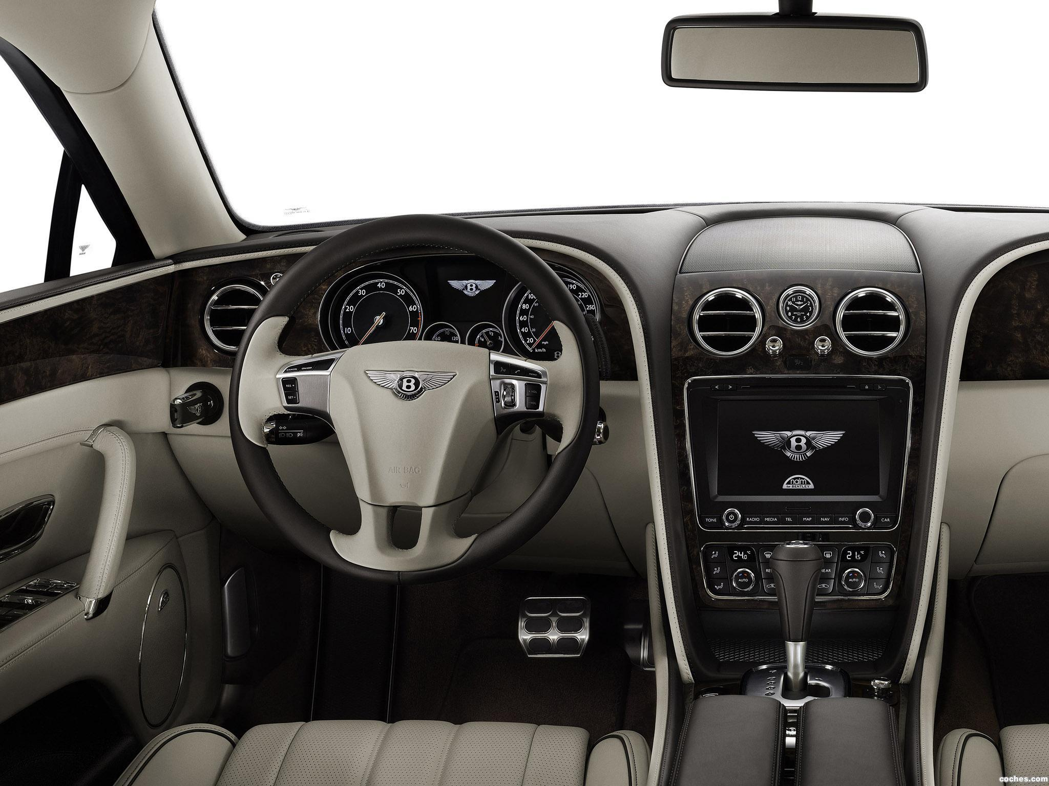 Foto 11 de Bentley Flying Spur 2013