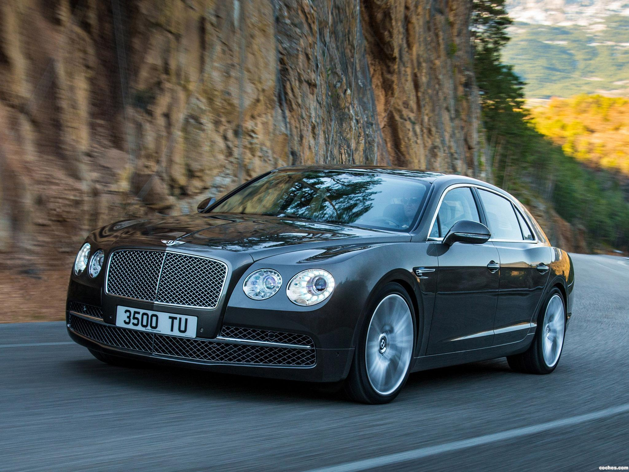Foto 0 de Bentley Flying Spur 2013