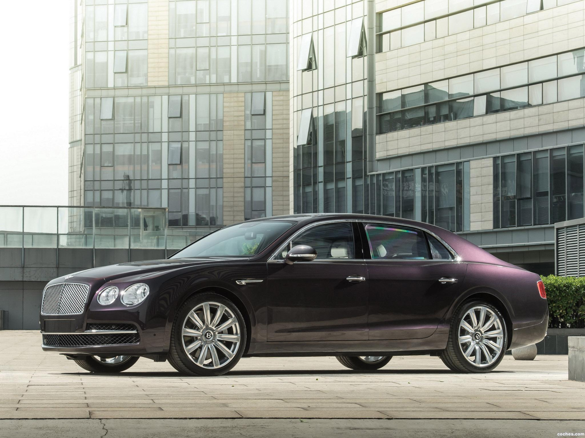Foto 20 de Bentley Flying Spur 2013