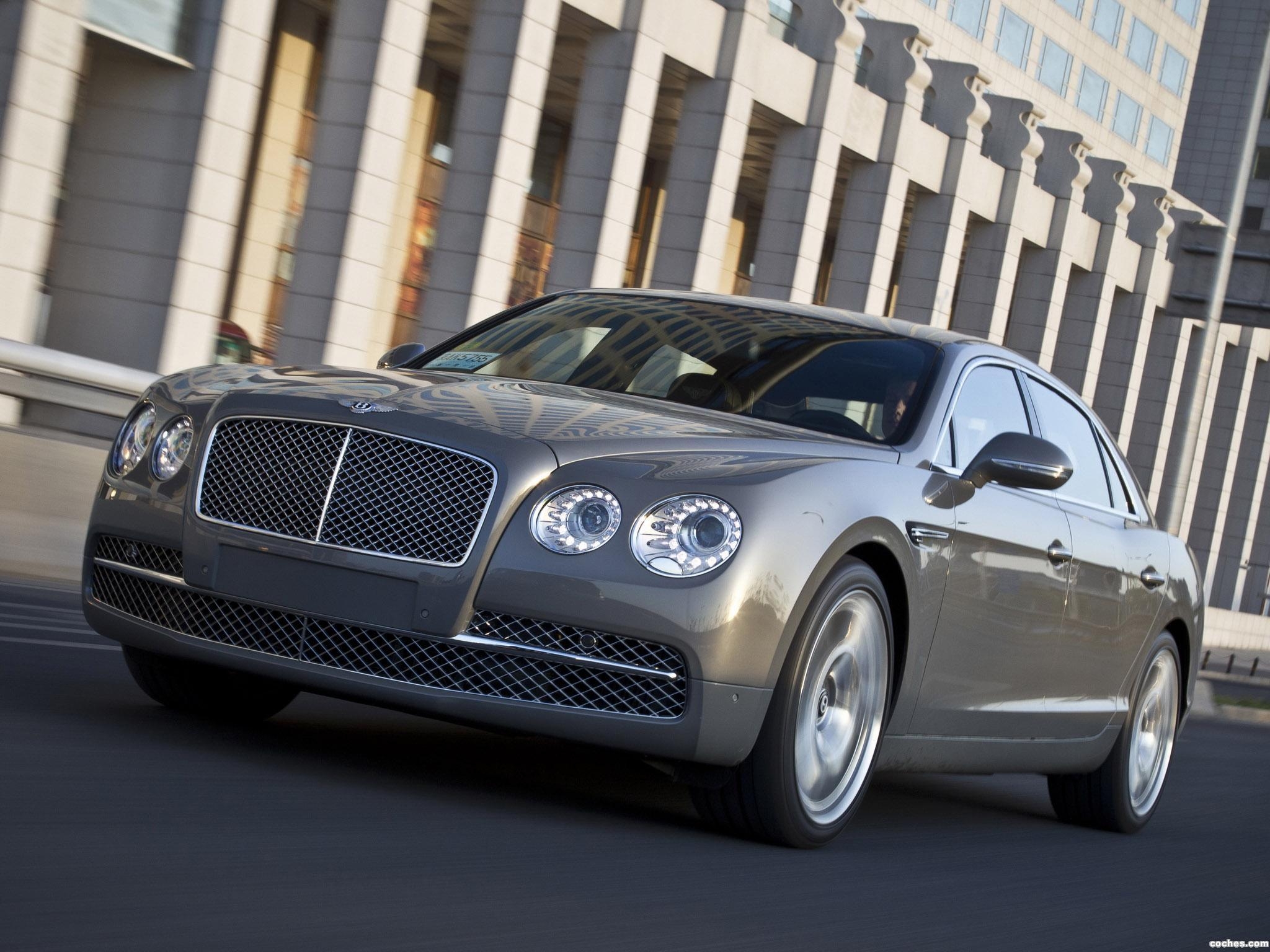 Foto 15 de Bentley Flying Spur 2013