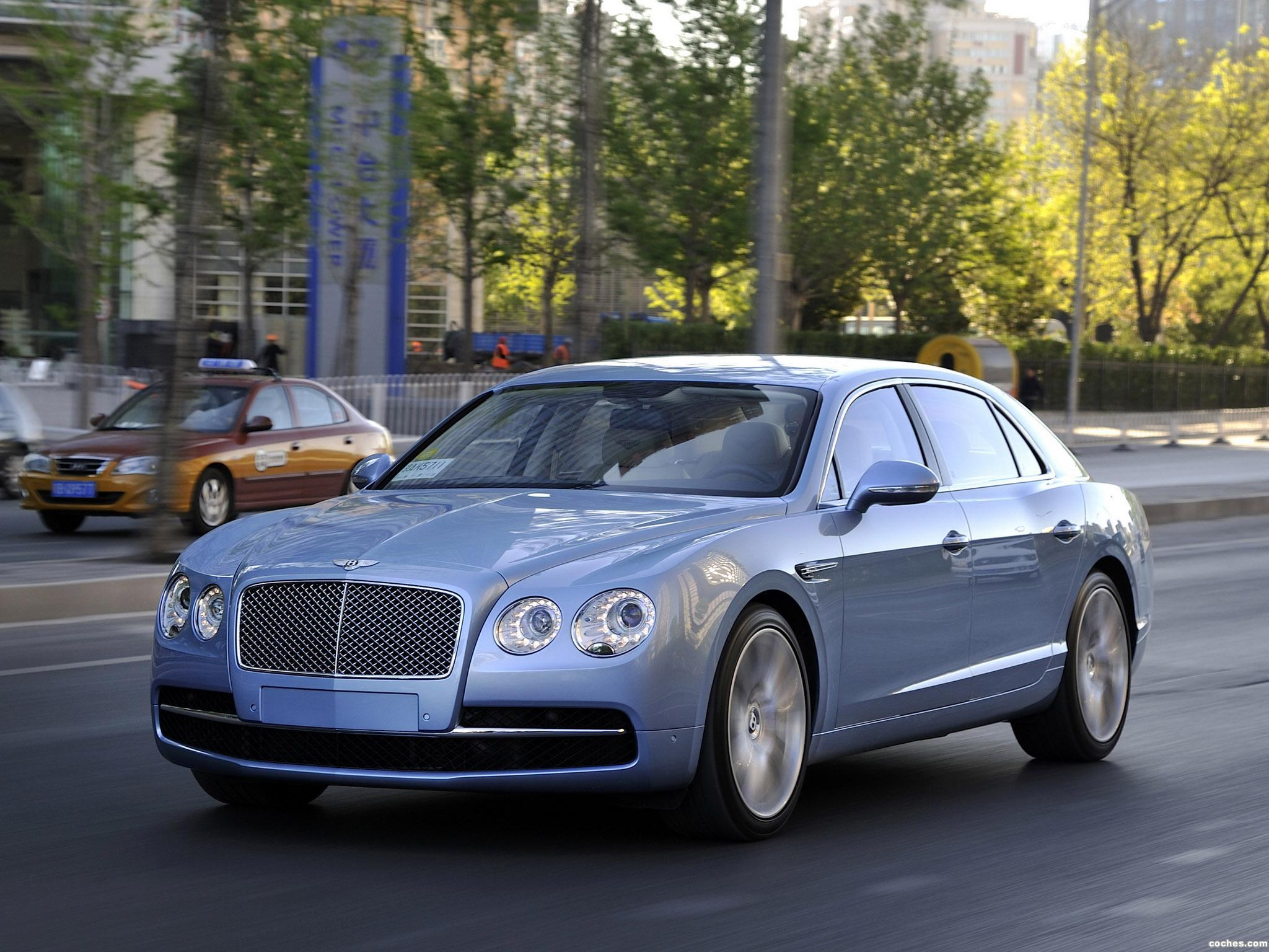 Foto 13 de Bentley Flying Spur 2013