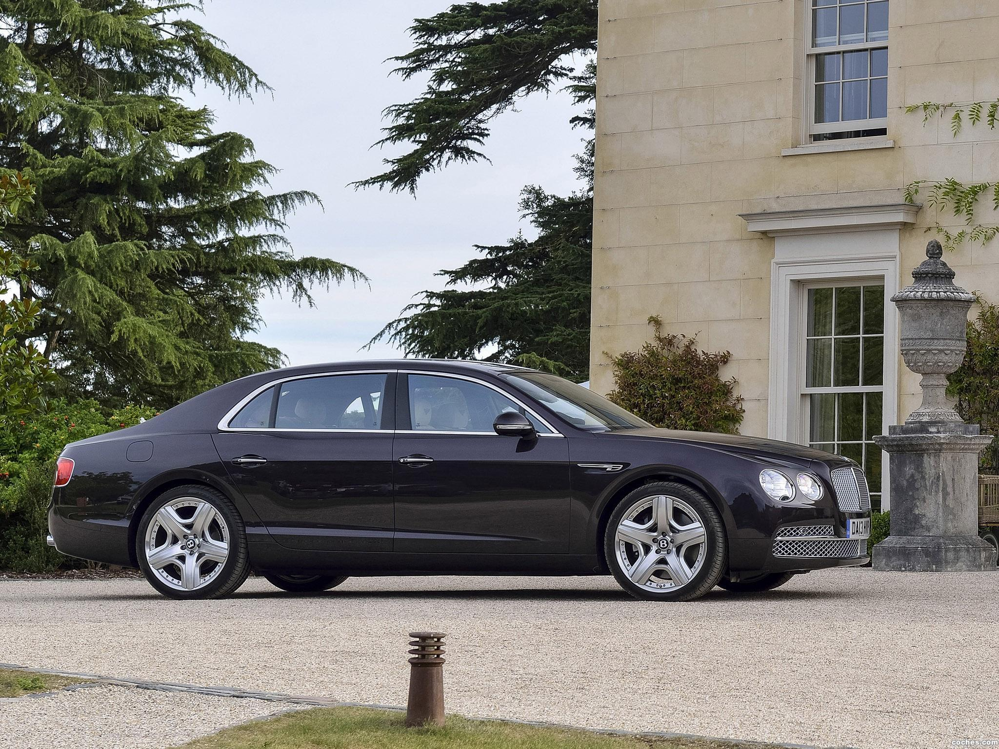 Foto 7 de Bentley Flying Spur UK 2013