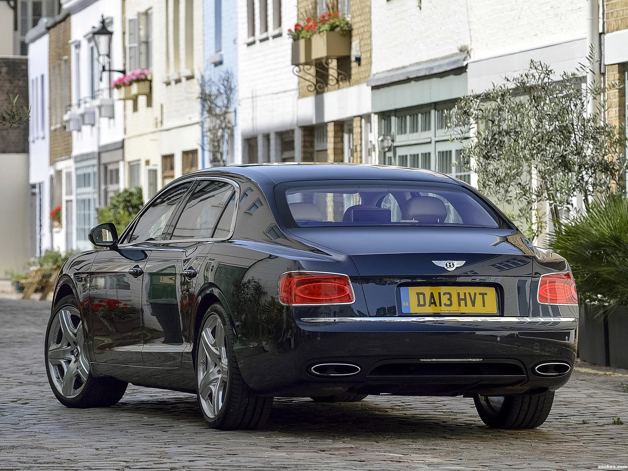 Foto 3 de Bentley Flying Spur UK 2013