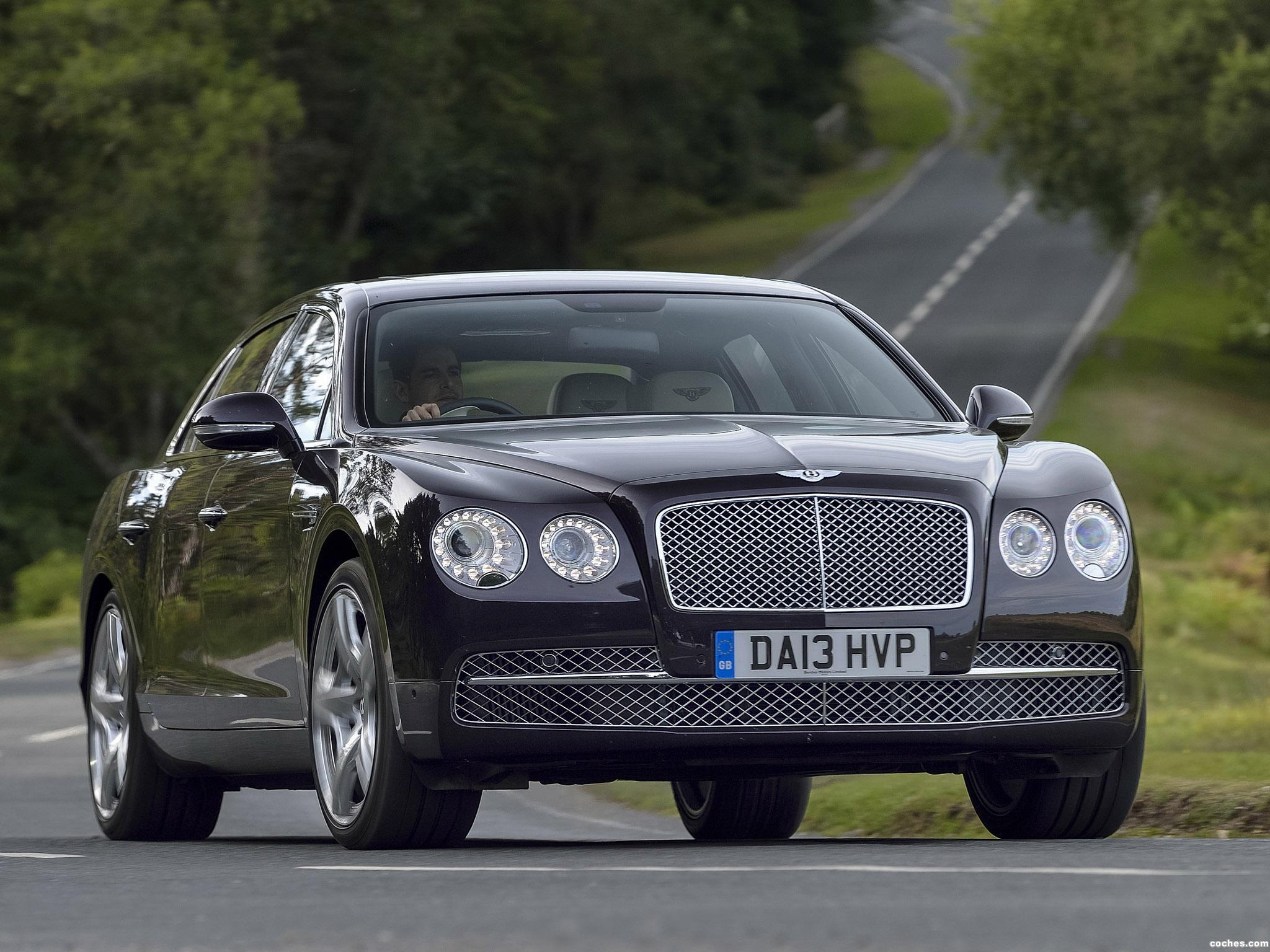 Foto 0 de Bentley Flying Spur UK 2013