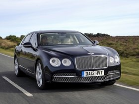 Ver foto 2 de Bentley Flying Spur UK 2013