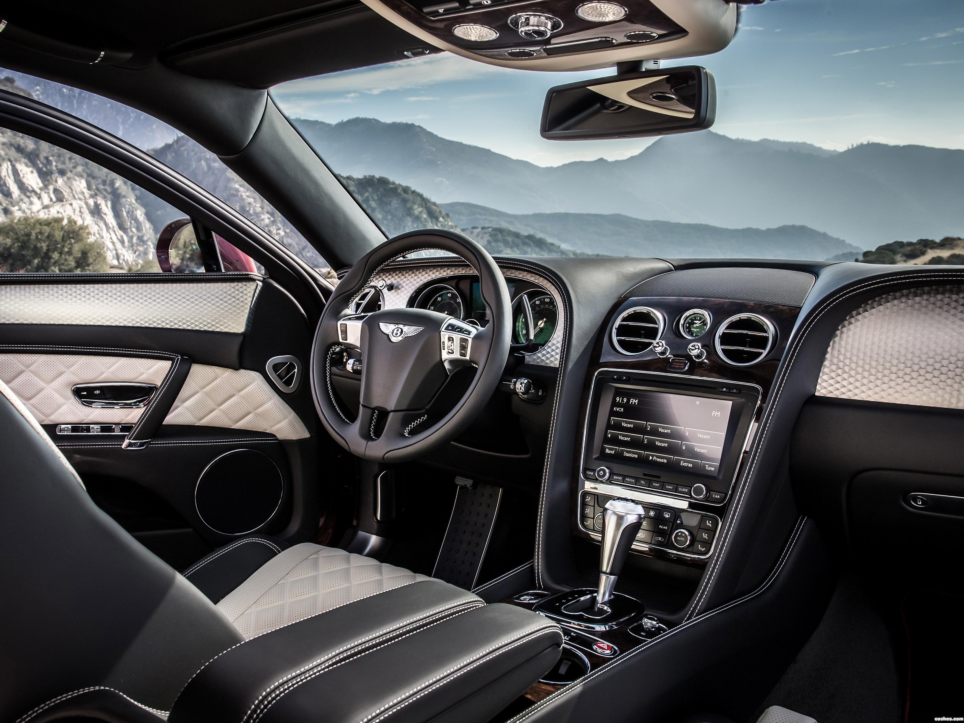 Foto 4 de Bentley Flying Spur V8 S 2016