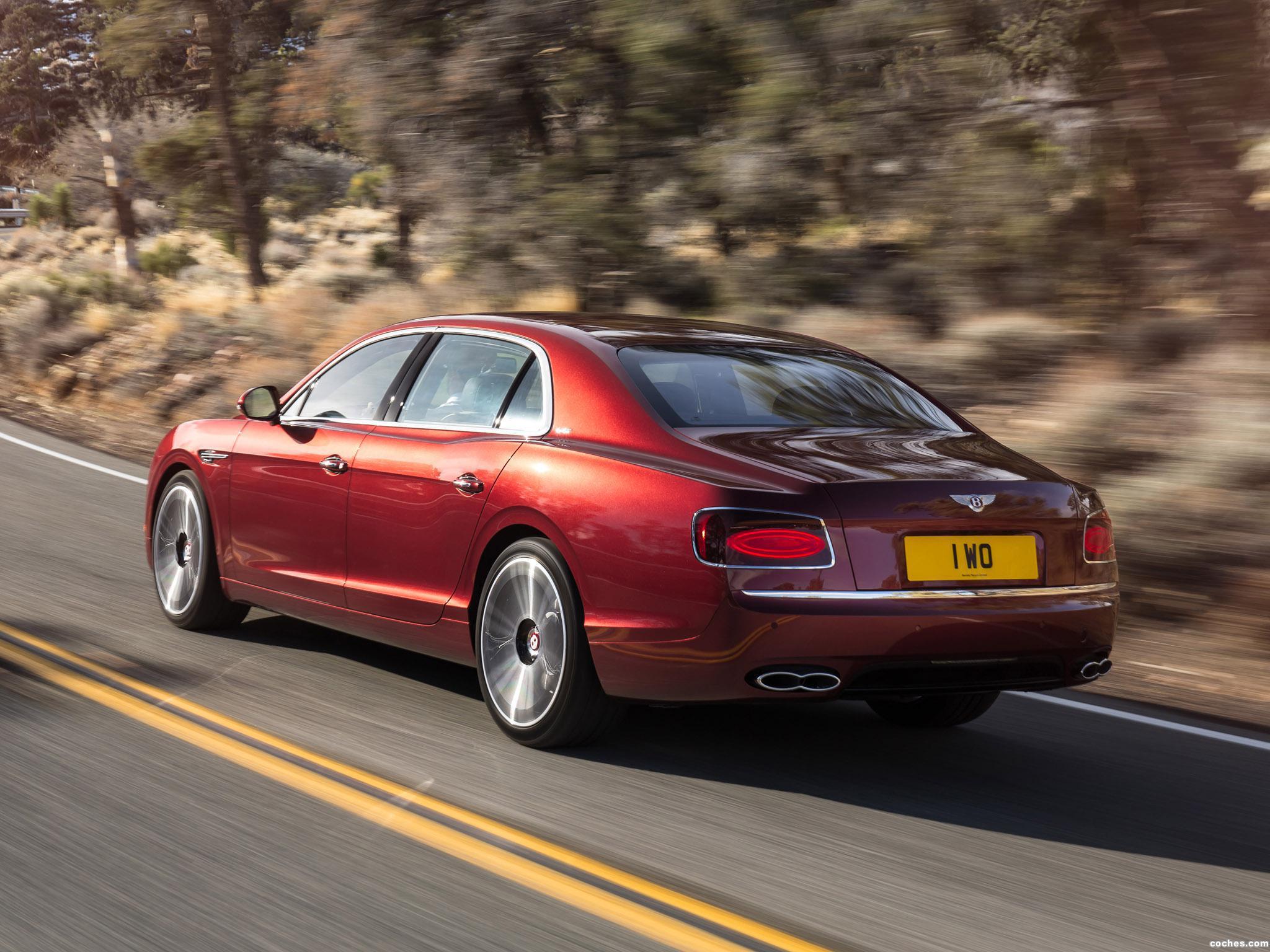Foto 2 de Bentley Flying Spur V8 S 2016