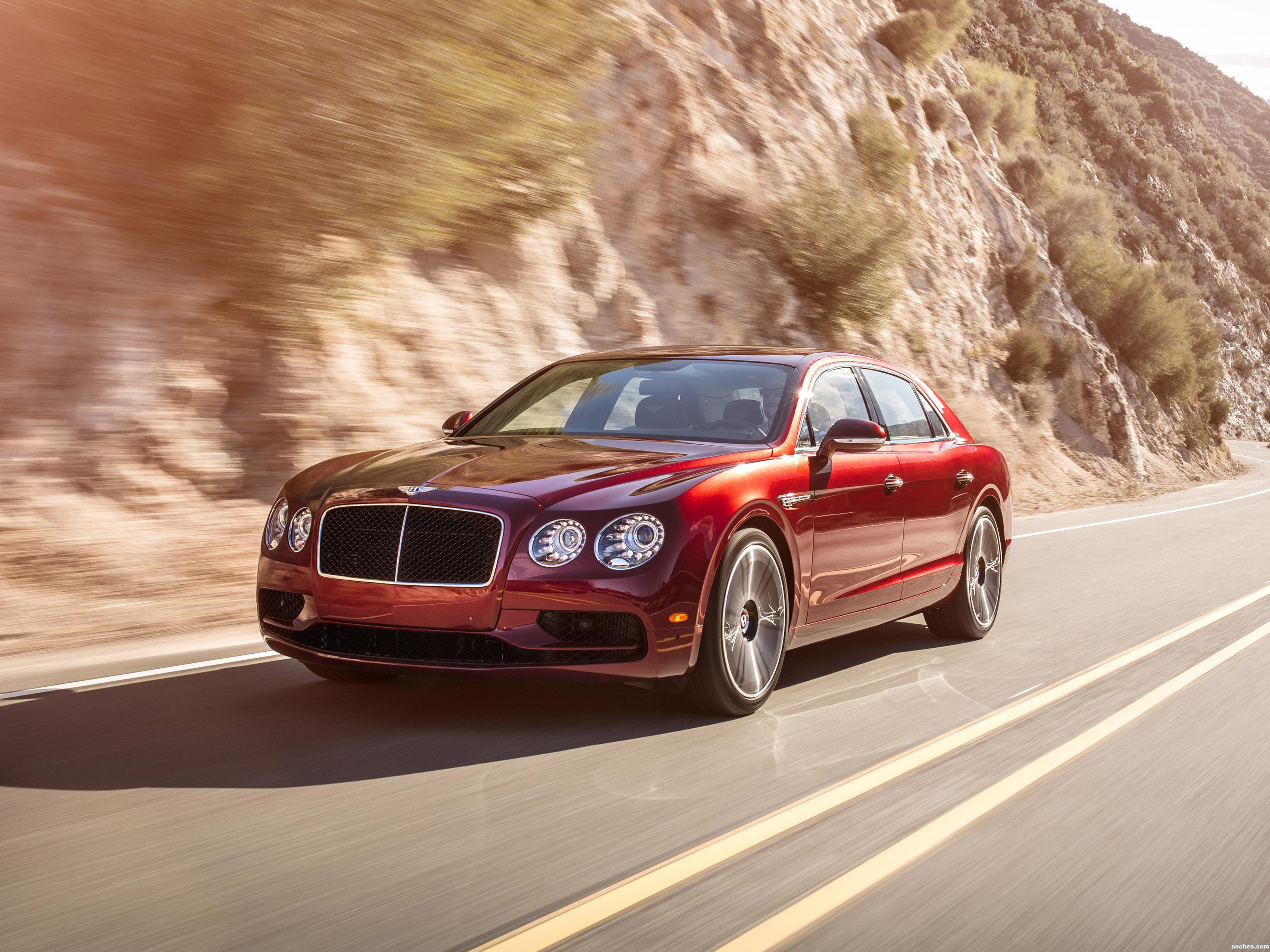 Foto 0 de Bentley Flying Spur V8 S 2016