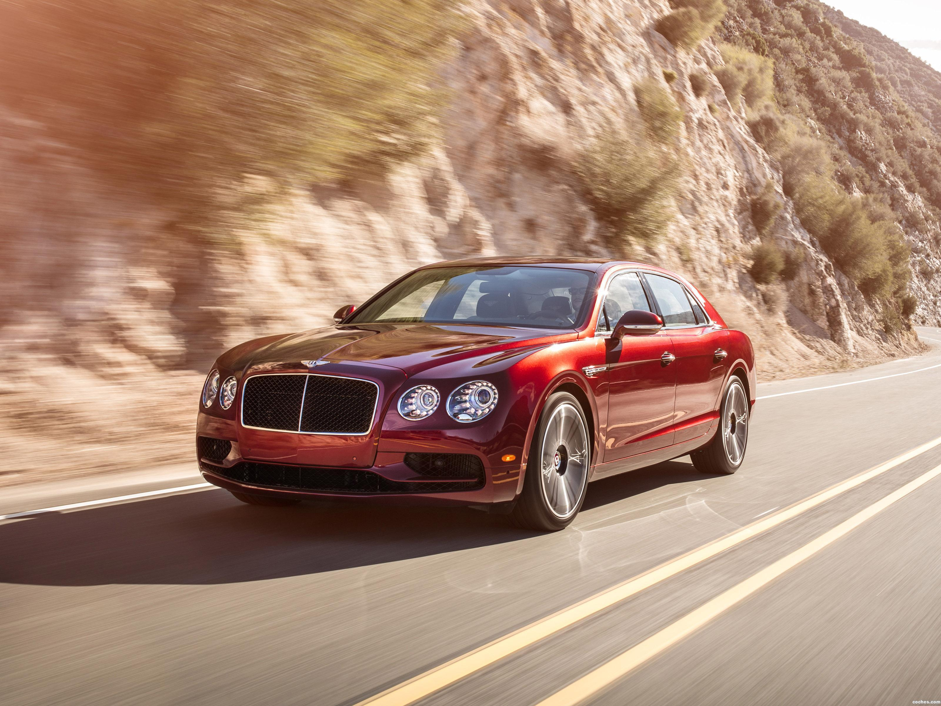 Foto 0 de Bentley Flying Spur V8 S USA 2016
