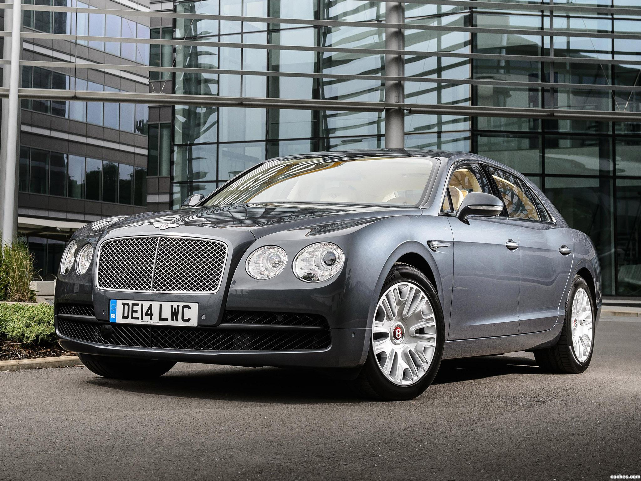 Foto 0 de Bentley Flying Spur V8 UK 2014