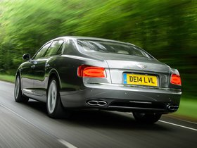 Ver foto 6 de Bentley Flying Spur V8 UK 2014