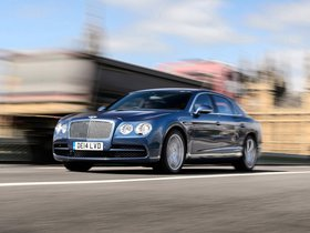 Ver foto 5 de Bentley Flying Spur V8 UK 2014