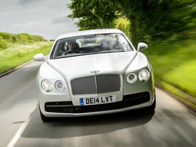 Ver foto 3 de Bentley Flying Spur V8 UK 2014
