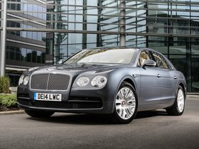 Fotos de Bentley Flying Spur V8 UK 2014