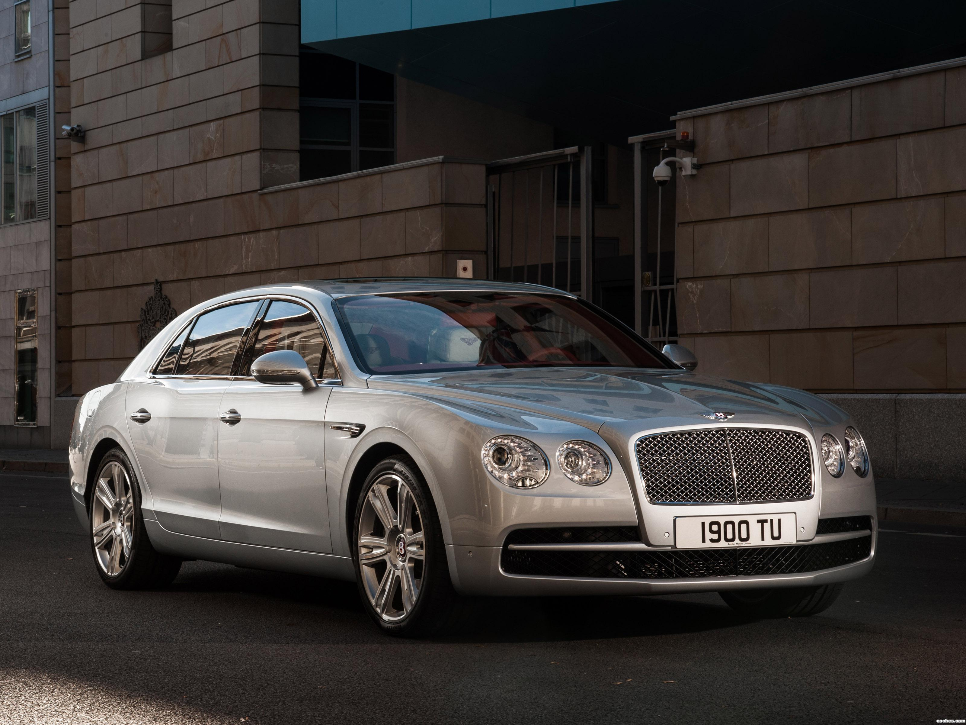 Foto 0 de Bentley Flying Spur V8 2014