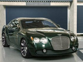 Fotos de Bentley GTZ Zagato