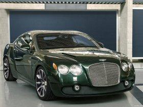 Ver foto 1 de Bentley GTZ Zagato Concept 2008