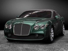 Ver foto 8 de Bentley GTZ Zagato Concept 2008