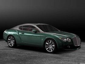 Ver foto 7 de Bentley GTZ Zagato Concept 2008