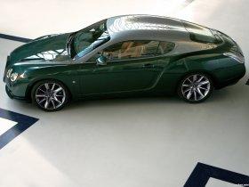 Ver foto 6 de Bentley GTZ Zagato Concept 2008