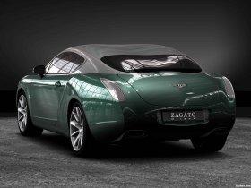 Ver foto 5 de Bentley GTZ Zagato Concept 2008