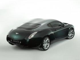 Ver foto 4 de Bentley GTZ Zagato Concept 2008