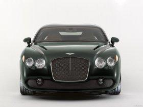 Ver foto 3 de Bentley GTZ Zagato Concept 2008
