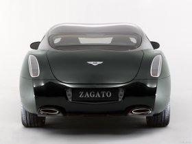 Ver foto 2 de Bentley GTZ Zagato Concept 2008