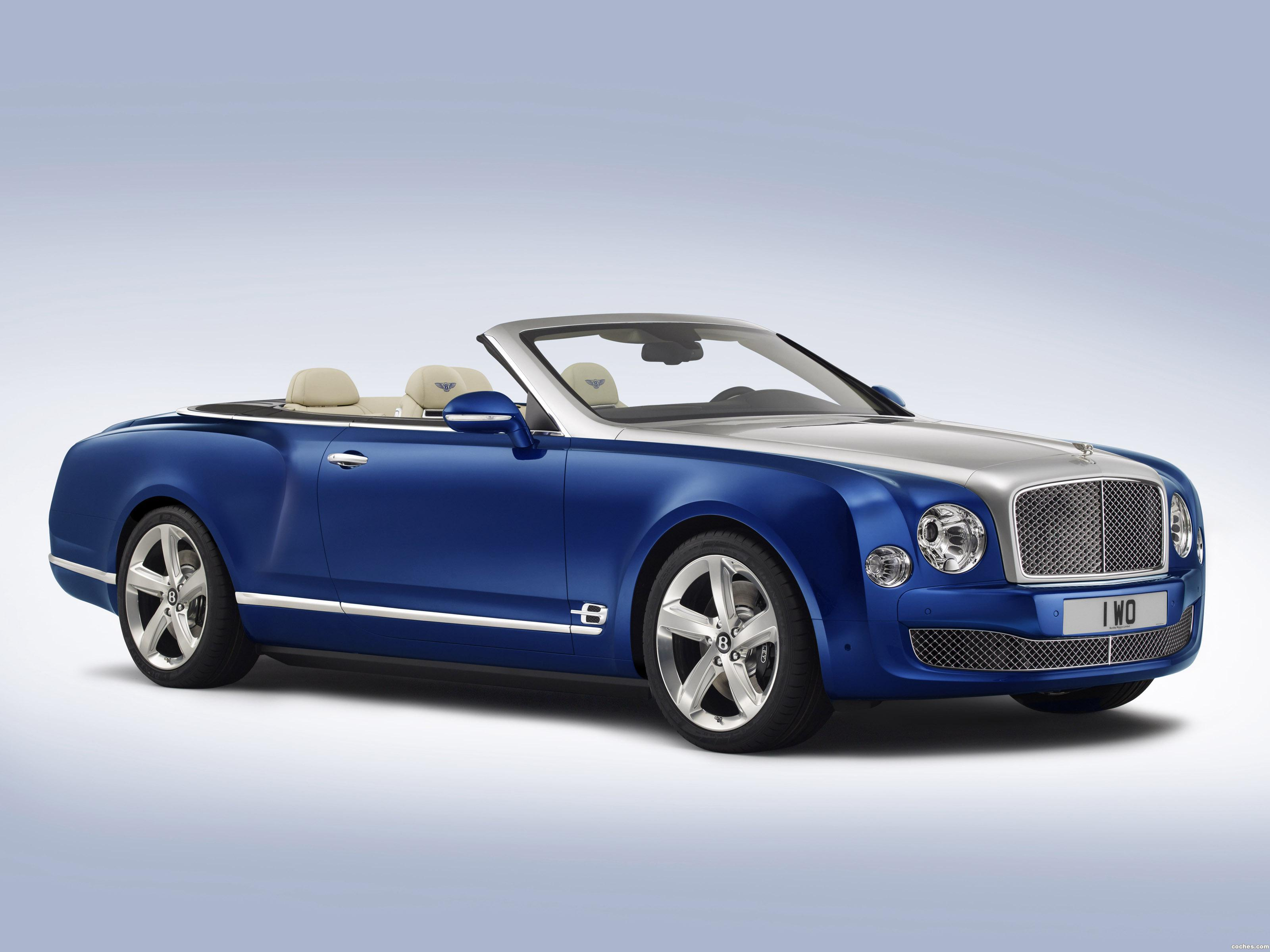 Foto 0 de Bentley Grand Convertible Concept 2014