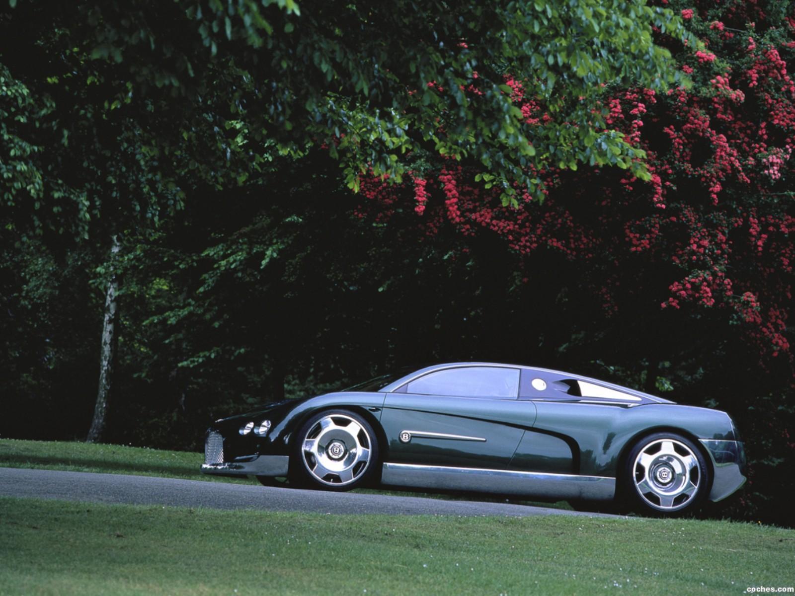 Foto 0 de Bentley Hunaudieres Concept 1999