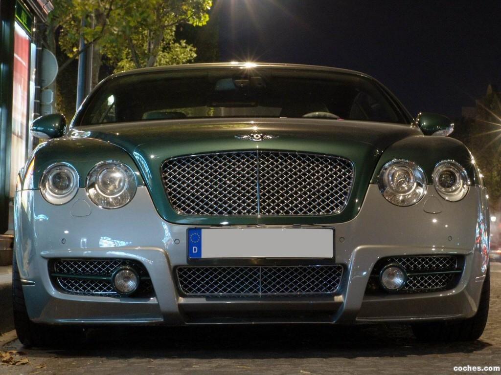 Foto 1 de Mansory Bentley Continental-GT 2006