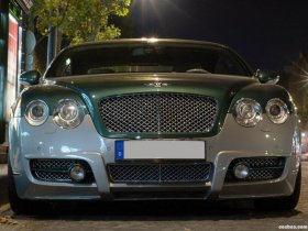 Ver foto 2 de Mansory Bentley Continental-GT 2006