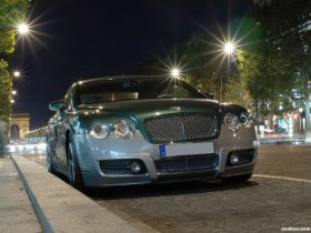 Fotos de Mansory Bentley Continental-GT 2006